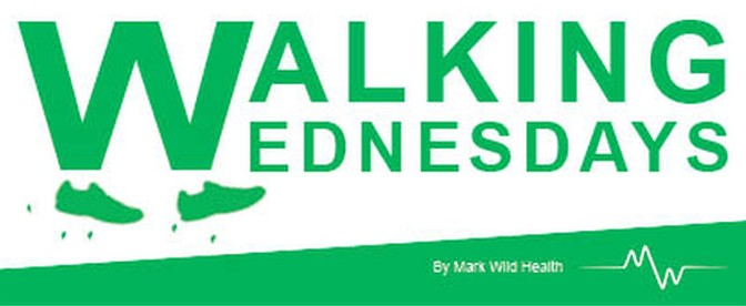 Walking Wednesdays logo