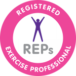 Registered Exercise Professional badge