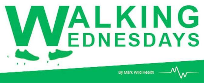 Walking Wednesdays logo